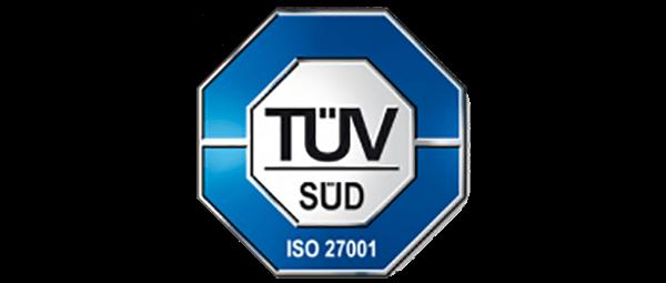 MPS Monitor: ISO / IEC 27001 Sicherheitszertifizierung