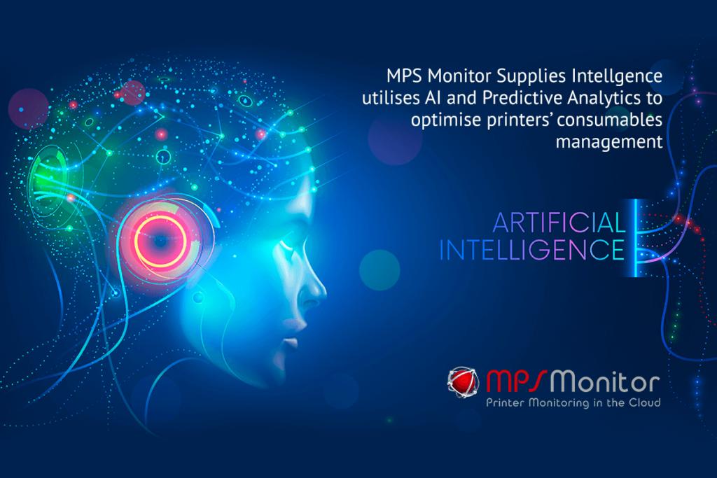 MPS Monitor Supplies Intelligence nutzt KI und Predictive Analytics, um das Verbrauchsmaterialmanagement von Druckern