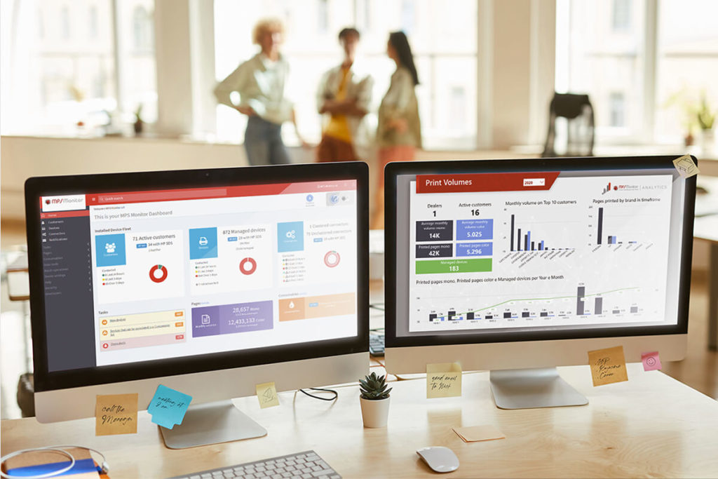 Microsoft zeigt den Power BI-Erfolg von MPS Monitor