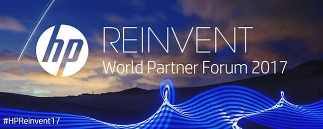 #HPReinvent17